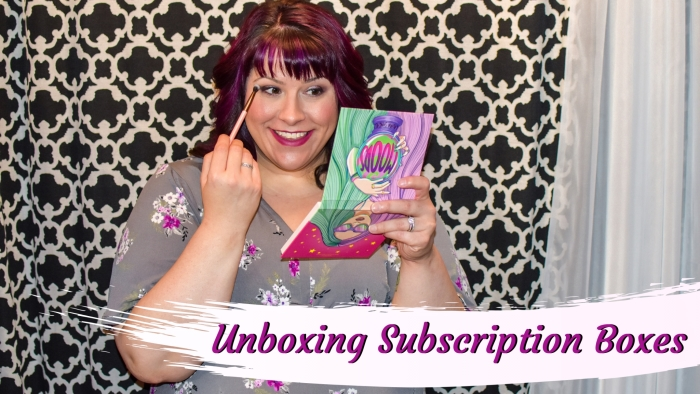 In today's post, Hailey is unboxing her April subscription boxes – Birchbox, Ipsy Glam Bag Plus, Sephora Play, Allure Beauty Box, & Weebox! – DivineMrsDiva.com #unboxing #subscriptionbox #beautybox #beautybag #birchbox #ipsy #sephoraplay #playbysephora #weebox #wheresweebox #beautyblogger #plussizeblogger #beauty #haircare #skincare #makeup #allurebeautybox